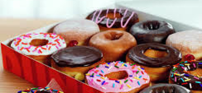 June 7th is National Donut Day