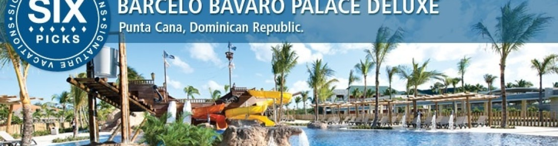 Barcelo Bavaro Palace Deluxe