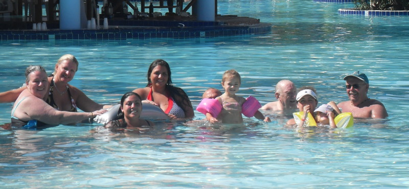 All Inclusive Family Vacation Planning