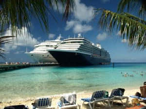 All-inclusive vacations versus Cruising